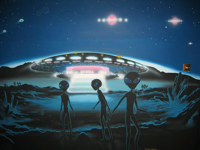 UFO Mothership Plus Blinking Starship - In5D.com | Beyond ...