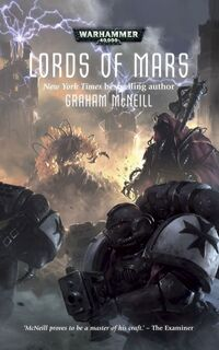 Novela Lords of Mars