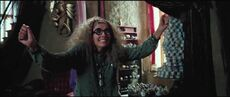 Prof Trelawney