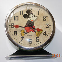 Mickey clock 4