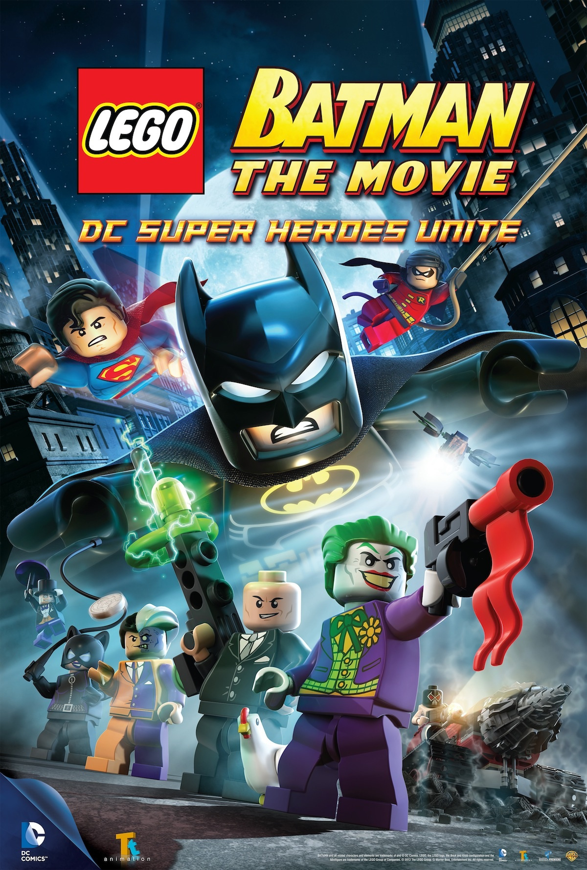 Lego batman the movie dc super heroes unite dc movies wiki