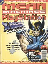 Mean Machines PlayStation Issue 0