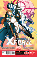 Uncanny X-Force Vol 2 4