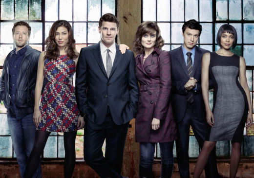 Bones octava temporada season 8