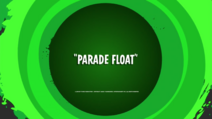 Parade Float