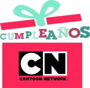 Cartoon Network's Twentieth Anniversary logo