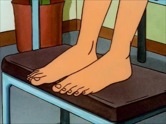 Peggy S Magic Sex Feet 76