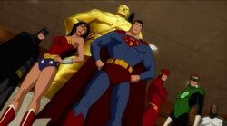 Justice League (animated canon)