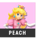 Character-peach