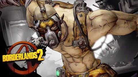 Borderlands 2 - Krieg The Psycho Pack DLC Launch Trailer