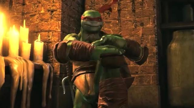 TMNT Out of the Shadows - Raphael Trailer 2