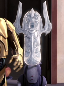 Unidentified LEP servant droid 4 (Amidala)