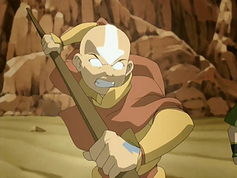 Furious Aang