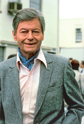 deforest kelley young