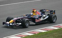Coulthard RedBull Canada2005
