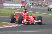 Michael Schumacher 2005 Canada