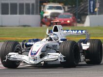Nick Heidfeld 2007 Canada