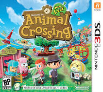 North America New Leaf box-art