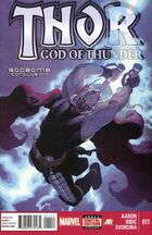 Thor God of Thunder Vol 1 11