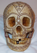 *Skull runes-Front