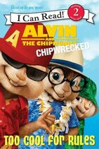 A&TC Chipwrecked Too Cool for Rules Book Cover
