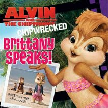 A&TC Chipwrecked Brittany Speaks! Book Cover