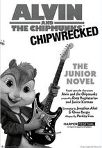 Chipwrecked The Junior Novel Book Illustration