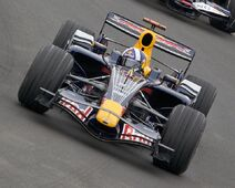 David Coulthard 2008 Canada