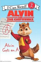 A&TC Alvin Gets an A Book Cover