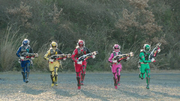 Dekaranger (Super Hero Taisen)
