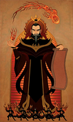Sozin&#39;s portrait