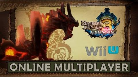 MH3U G Rank - Dire Miralis Miralis Funesto HBG - Monster Hunter 3 Ultimate Gameplay Online