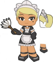 MSA Concept Art Maid