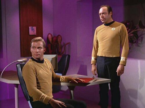 Star Trek The Menagerie Part 1 Tv Database Wiki