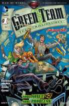 Green Team Vol 1 1