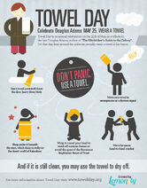 Towel-day-Infographic