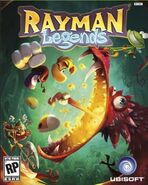 Rayman Legends box art
