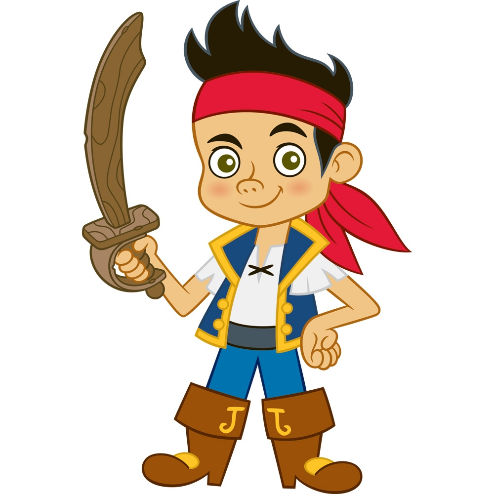 Jake  Pirate    Disney Wiki