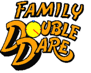 Family Double Dare Logo 1988