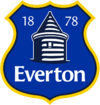 Everton FC logo (introduced 2013)