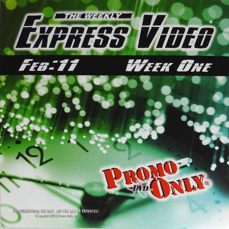 Promo Only: Express Video783