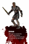 Zevran Blurb