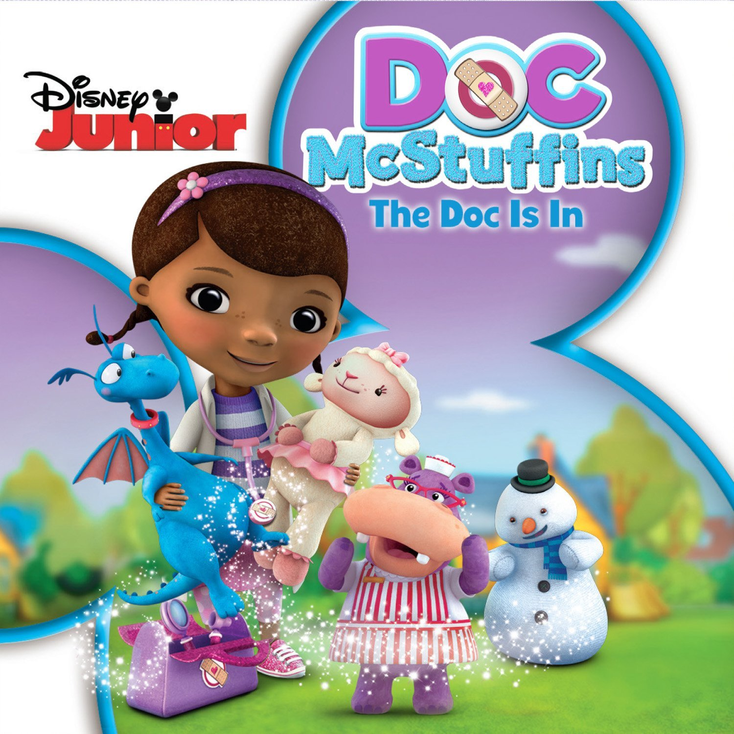 Doc Mcstuffins The Doc Is In Disney Wiki