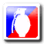 League Grenade emblem MW2