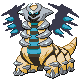 Girantina-Altered-Forme Shiny(DP)