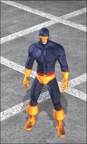 Cyclops Costumes - Marvel Heroes WikiX Men Cyclops Costume