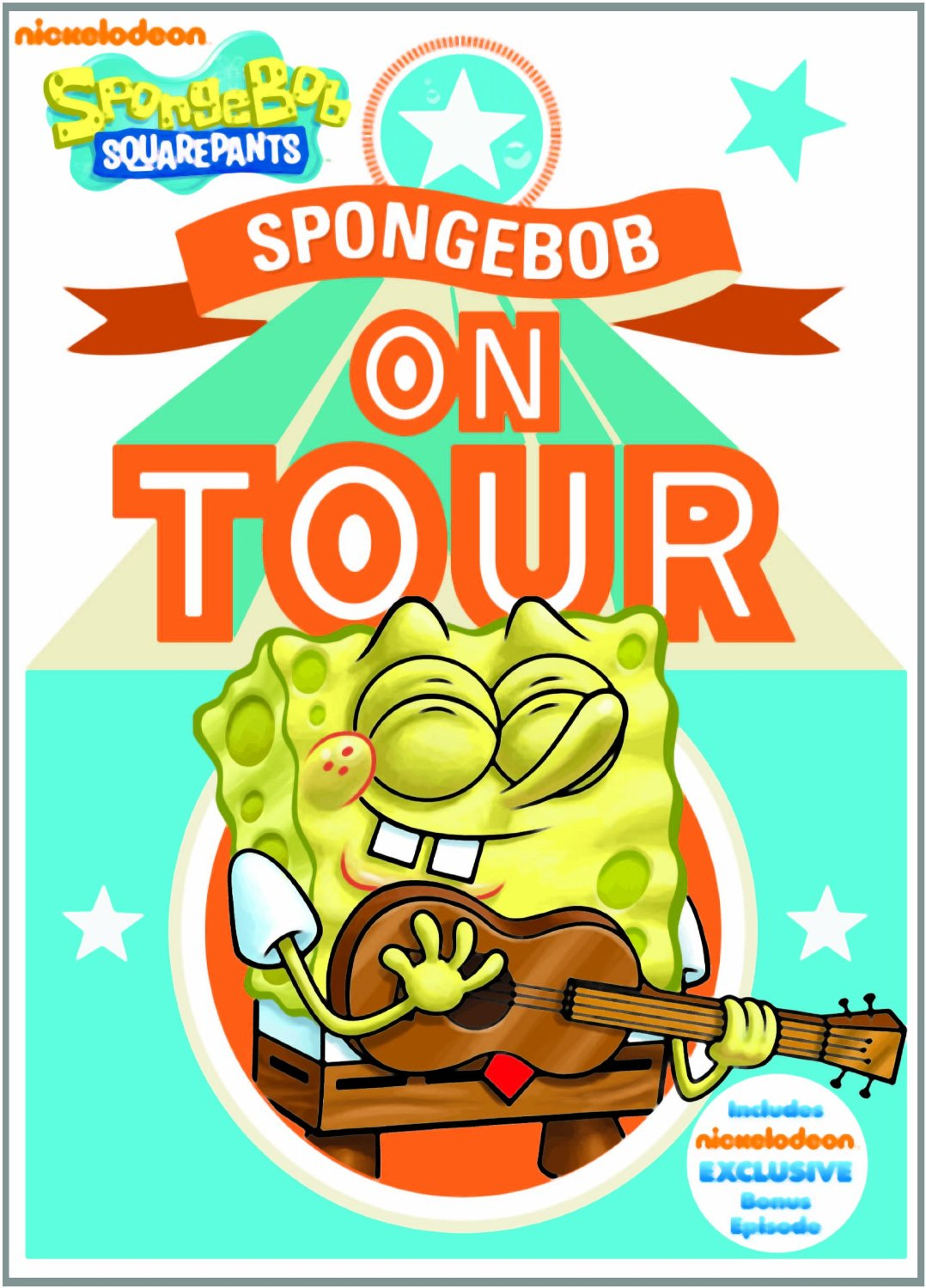 SpongeBob in Tour (2013) DVD9 ITA/MULTI COPIA 1.1