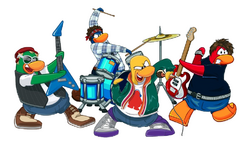 PenguinBand2013ReDesign