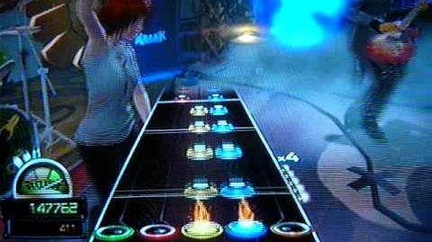 Guitar Hero World Tour (360) Paramore - Misery Business (Guitar Expert FC)