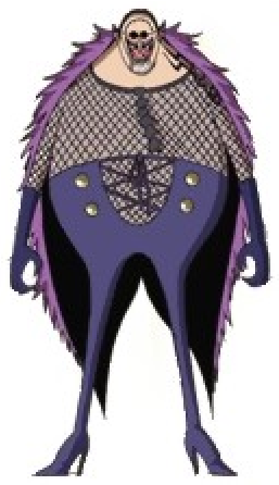 Image - Hogback Full Body.png - One Piece x Fairy Tail Wiki